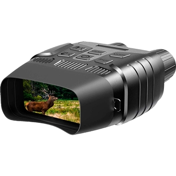 Night Vision Binoculars with Hard Carrying Case